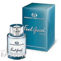 Sergio Tacchini Feel Good Man - туалетная вода - 100 ml TESTER