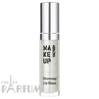Make up Factory Блеск для губ Make Up Factory -  Shimmer Lip Gloss №01 Clear Silver