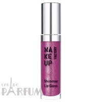 Make up Factory Блеск для губ Make Up Factory -  Shimmer Lip Gloss №25 Diamond Fucsia