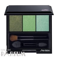 Тени для век Shiseido -  Luminizing Satin Eye Color Trio №GR 305 Jungle/Джунгли