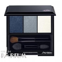 Тени для век Shiseido -  Luminizing Satin Eye Color Trio №GY 901 Snow Shadow/Снежная