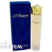 Dupont pour femme -  Набор (парфюмированная вода 50 + лосьон-молочко для тела 100 + гель для душа 100)