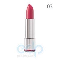 Dermacol - Губная помада стойкая Кремовая Long-lasting Lipstick № 3 - 4.3 g