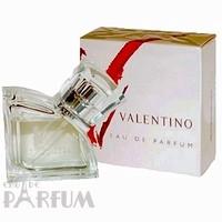 Valentino V -  Набор (парфюмированная вода 50 + лосьон-молочко для тела 75 + гель для душа 75)