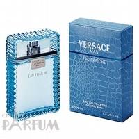 Versace Man Eau Fraiche -  Набор (туалетная вода 30 + гель для душа 50 + бальзам после бритья 50)
