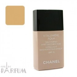 Тональный крем Chanel -  Vitalumiere Aqua SPF15 №B50 Beige Sienne