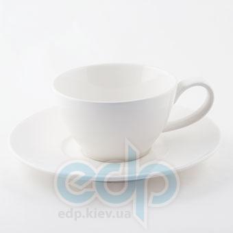 Maestro - Space Чашка с блюдцем 200 мл (МР10003-05/06)