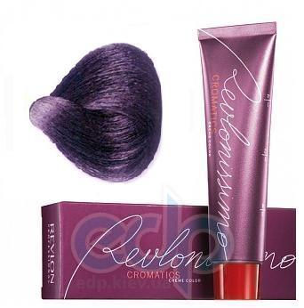 Крем-краска для волос Revlon Professional - Revlonissimo Cromatics №C20 Purple Aubergine/Пурпурно-Баклажанный - 50 ml