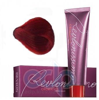 Крем-краска для волос Revlon Professional - Revlonissimo Cromatics №C60 Fire Red/Огненно-Красный - 50 ml