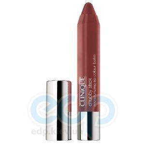 Помада-бальзам для губ интенсивно увлажняющий, устойчивый Clinique - Chubby Stick Moisturizing Lip Colour Balm №10 Bountiful Blush - 3g Tester