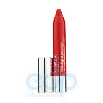 Помада-бальзам для губ интенсивно увлажняющий, устойчивый Clinique - Chubby Stick Moisturizing Lip Colour Balm №11 Two Ton Tomato - 3g Tester