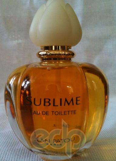 Jean Patou Sublime Vintage - туалетная вода - 50 ml