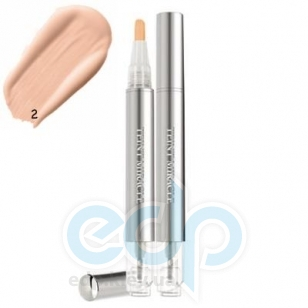 Корректор для лица с кисточкой светоотражающий Lancome - Teint Miracle Concealer Stilo №02 Peche Lumiere - 2.5 ml