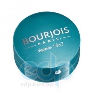 Bourjois - Тени для век Depuis 1863 №02 Бирюзовый - 1.5 g