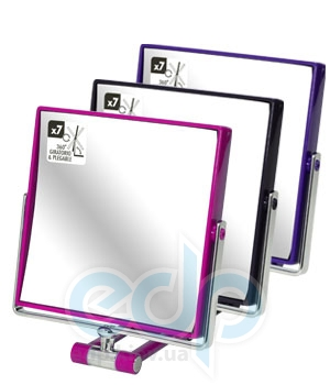 Beter - Зеркало складное двустороннее, х7 увеличение Viva Make Up Macro Mirror - 14.5 см (7874)