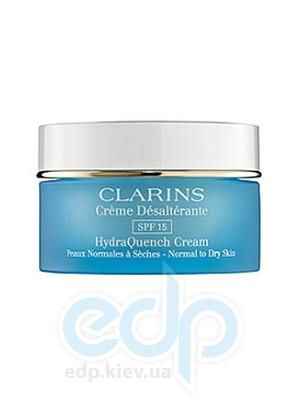 Clarins - Увлажняющий крем Clarins HydraQuench Cream SPF15 для сухой и нормальной кожи - 50 ml