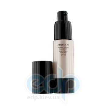 Shiseido - Крем тональный для лица с эффектом лифтинга для всех типов кожи Radiant Lifting Foundation SPF 15 № I20 - 30 ml