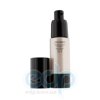 Shiseido - Крем тональный для лица с эффектом лифтинга для всех типов кожи Radiant Lifting Foundation SPF 15 № I00 - 30 ml