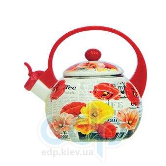 Maestro - Эмалированный Чайник объем 2.5 л (арт. МР1321)