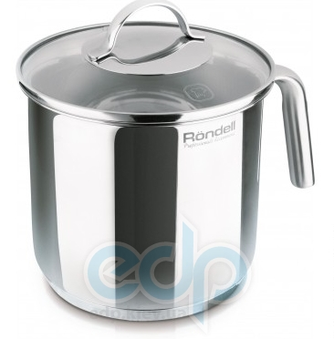 Rondell (посуда) Rondell - Молочник с крышкой 16см  1.5 л (RDS-378)