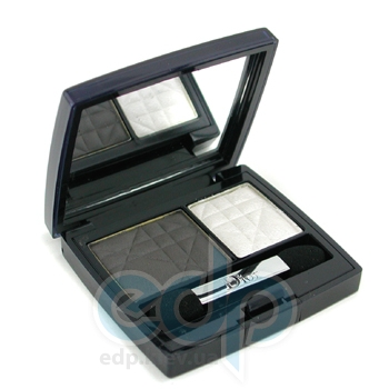 Тени для век Christian Dior -  2-Colour Eyeshadow №065 Black Out Look