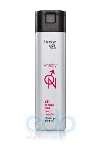 Lirene - Гель для мытья тела и волос - 250 ml
