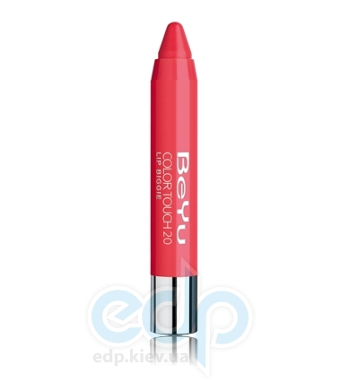 BeYu - Блеск для губ Color Touch Lip №20 Flirty Red - 2.8 ml