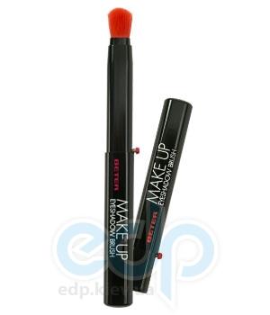 Beter - Кисть автоматическая для нанесения теней Viva B Rojo Make Up Eyeshadow Brush, в блистере - 13.5 см (2647)