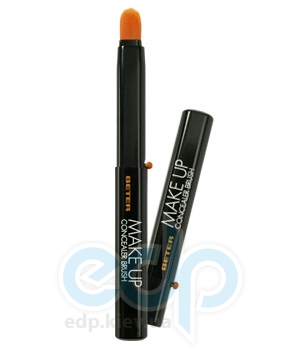 Beter - Кисть автоматическая для нанесения консилера Viva Naranja Make Up Concealer Brush - 13.5 см (7871)