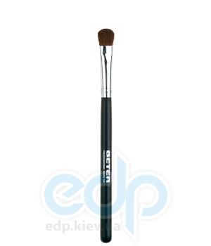 Beter - Кисть для теней толстая, ворс пони, Professional - 16 см (4111)