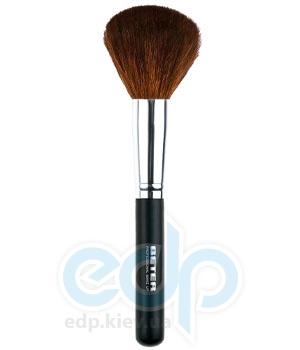 Beter - Кисть для пудры, ворс козы, Professional - 18.5 см (2911)