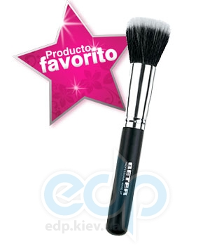 Beter - Кисть для макияжа, оптическое волокно, Professional (2916)