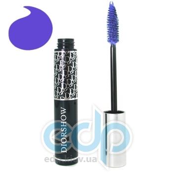 Тушь для ресниц Christian Dior - Diorshow Mascara №258 Синяя TESTER