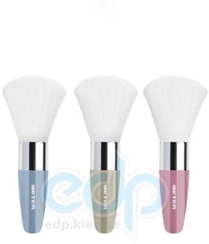 Beter - Кисть для макияжа, белая синтетическая - 10.8 см (16066)