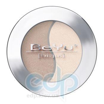 Тени для век BeYu - Eye Shadow Duochrome №14 Dark Silver - Soft Almond