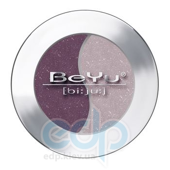 Тени для век BeYu - Eye Shadow Duochrome №66 Red Grape - Rosewood