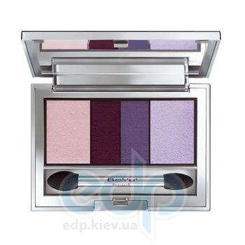 Тени для век BeYu - Catwalk Quattro EyeShadow №59 Pastel Lilac Shades