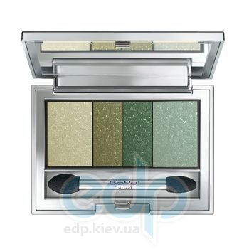 Тени для век BeYu - Catwalk Quattro EyeShadow №88 Automn Green Shades
