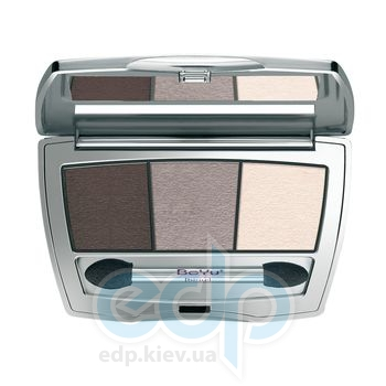 Тени для век BeYu - Catwalk Star Eyeshadow №4 Natural Business Shades