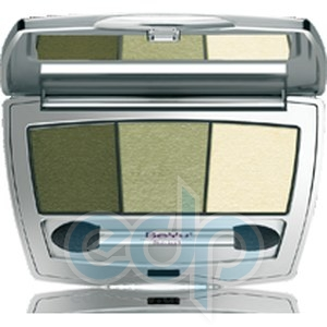 Тени для век BeYu - Catwalk Star Eyeshadow №29 Summer Green Shades