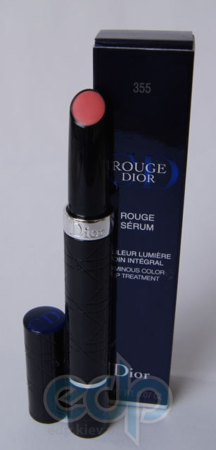 Помада-сыворотка Christian Dior - Rouge Serum De Rouge SPF20 №355