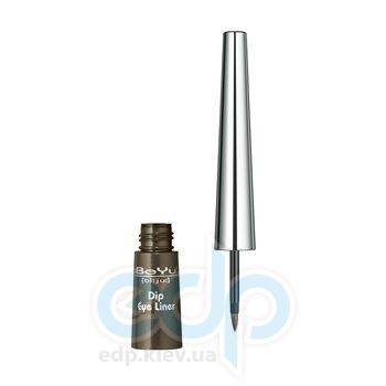 Подводка для глаз интенсивного действия BeYu - Dip Eye Liner №12 Dark Brown