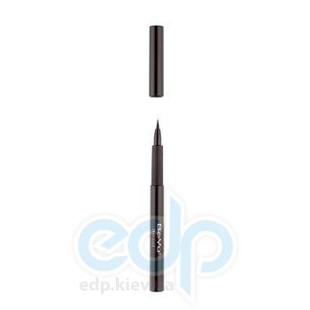 Подводка - фломастер для глаз BeYu - Liquid Fine Liner №1 Black