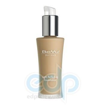 Легкий тональный крем с отражающим эффектом BeYu - Light Reflecting Foundation №2 Light Sand
