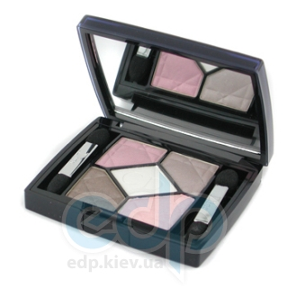 Тени для век Christian Dior -  5-Colour Eyeshadow №470 Spring Bouquet