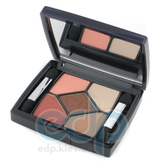 Тени для век Christian Dior -  5-Colour Eyeshadow №705 Beige Massai