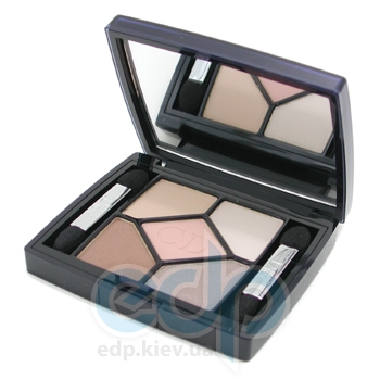 Тени для век Christian Dior -  5-Colour Eyeshadow №004 Mystic Smokys