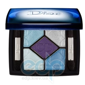 Тени для век Christian Dior -  5-Colour Eyeshadow №259 Electric Lights