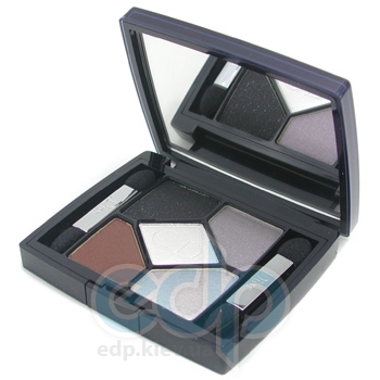 Тени для век Christian Dior -  5-Colour Eyeshadow №790 Night Dust