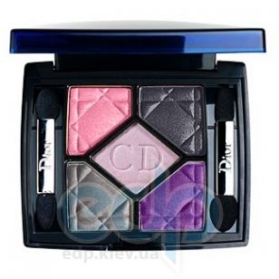 Тени для век Christian Dior -  5-Colour Eyeshadow №804 Extase Pinks